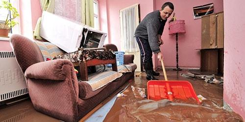 наводнение в доме