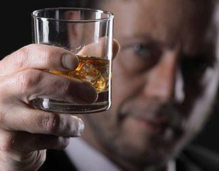 Пить виски