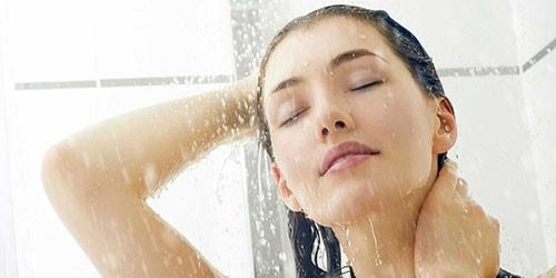 принимать душ во сне