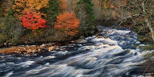 видеть во сне реку с быстрым течением
