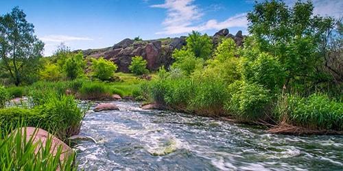 к чему снится река с быстрым течением