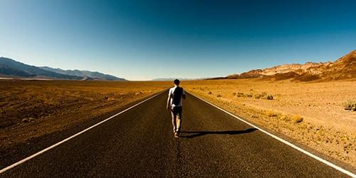 к чему снится идти по ровной дороге