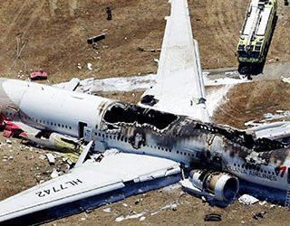 Сонник самолёт упал