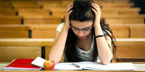 сдавать экзамен во сне