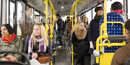 к чему снится ехать в общественном транспорте