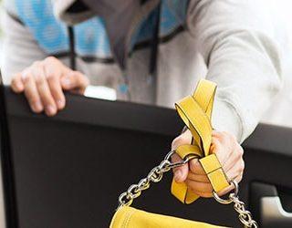 Украли сумку