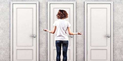 видеть во сне закрытую входную дверь
