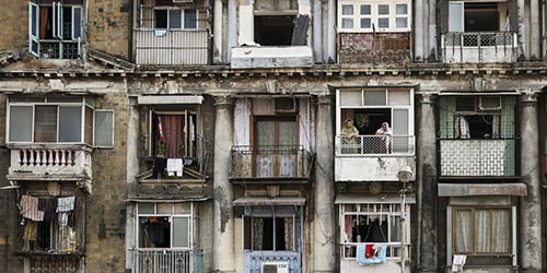 к чему снится старый жилой дом