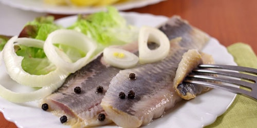 соленая рыба
