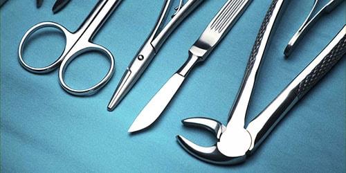 инструменты хирурга