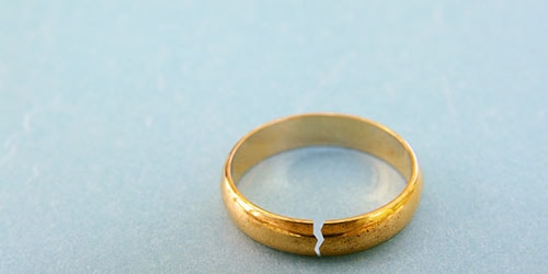 обручальное кольцо сломалось во сне