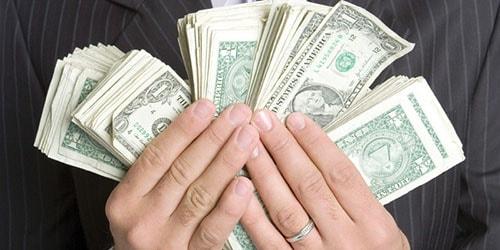 видеть во сне бумажные купюры денег