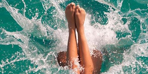 к чему снится нырять в море с головой