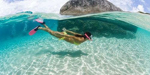 к чему снится плавать под водой