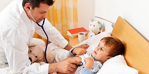 к чему снится больной ребенок в доме