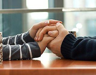 Руки любимого