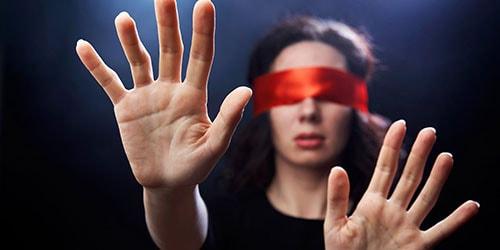 слепота во сне