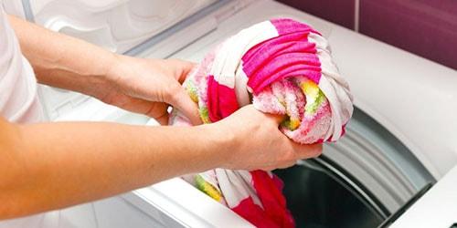 стирать белье