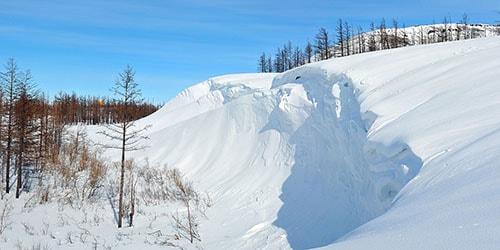 видеть во сне сугробы снега