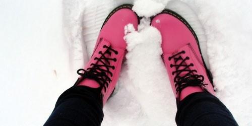 к чему снится идти по талому снегу