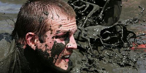 жидкая грязь