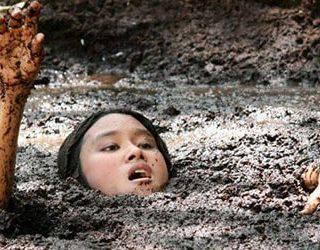 Тонуть в грязи