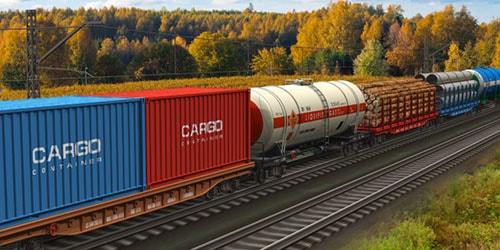 товарные вагоны