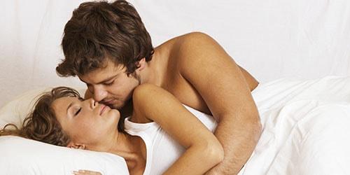 заниматься любовью с умершим мужем во сне