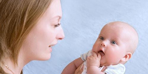 рэжуцца зубы ў малога