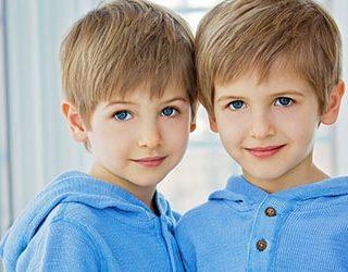 Близнецы мальчики