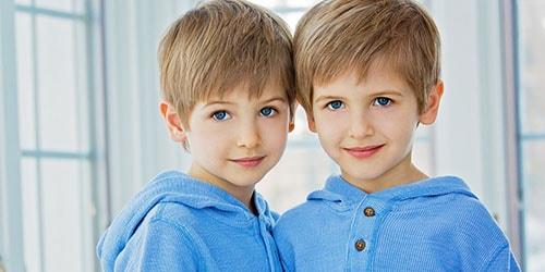 близнецы мальчики во сне