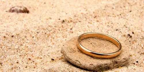 найти обручальное кольцо во сне