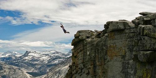 прыгать с высоты во сне