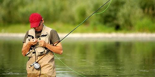 рыбачить во сне