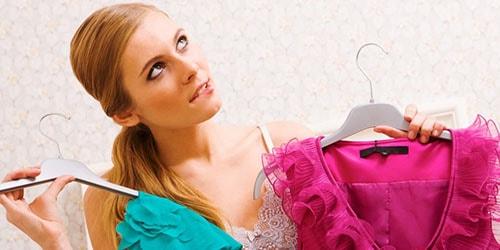 к чему снится выбирать одежду
