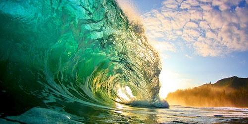 к чему снится большая вода