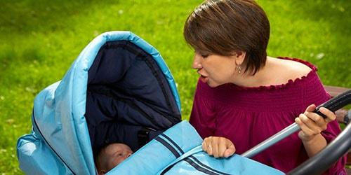 к чему снится коляска с ребенком