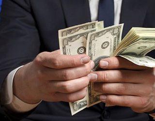К чему снятся крупные деньги?
