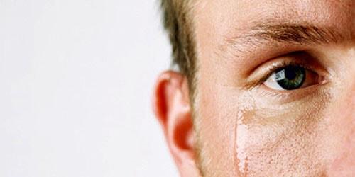 к чему снится что мужчина плачет