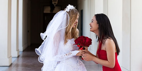 к чему снится собираться на свадьбу