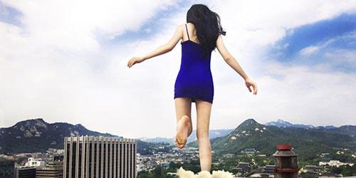 прыгнуть с высокого здания