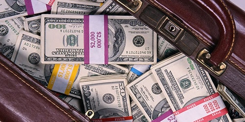 видеть во сне сумку с деньгами