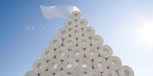 видеть во сне много туалетной бумаги