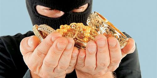 кража золота
