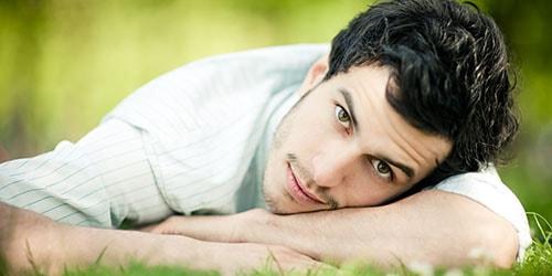 к чему снятся зеленые глаза мужчины