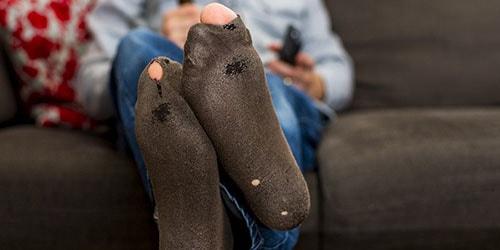 дырявые носки