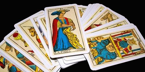 карточный расклад