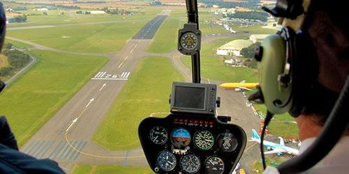 управлять вертолетом