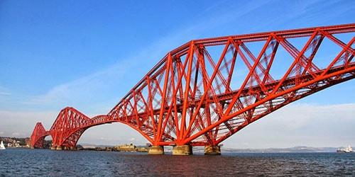 огромный мост