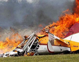 К чему снится взрыв самолета?